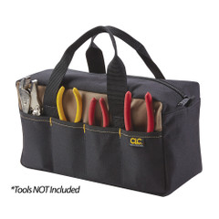 "CLC 14"" Standard Tool Tote Bag - 8 Pockets [1116]"