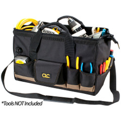 "CLC 18"" MegaMouth Tool Bag [1163]"