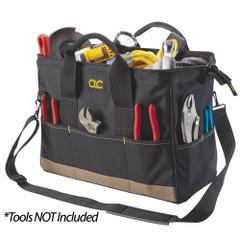 """CLC 16"""" Large BigMouth Tool Tote Bag [1165]"""