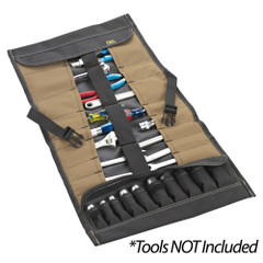 CLC 32 Pocket Socket Tool Roll Pouch [1173]