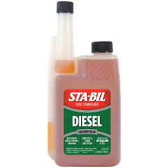 STA-BIL Diesel Formula Fuel Stabilizer  Performance Improver - 32oz [22254]