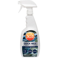 303 Marine Quick Wax w\/Trigger Sprayer - 32oz [30213]