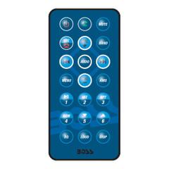Boss Audio Remote Control f\/MR1308UAB Bluetooth Stereos [MR1308UAB-RCU]