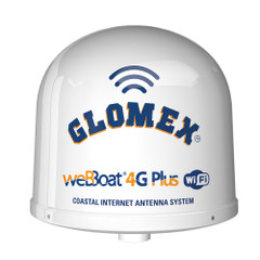 Glomex weBBoat 4G Plus 3G\/4G\/Wi-Fi Coastal Internet Antenna - North America  Canada Only [IT1004PLUS\/US]