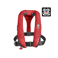 Crewsaver Crewfit 35 Sport USCG Automatic Life Jacket - Red [55-9501RA]