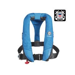 Crewsaver Crewfit 35 Sport USCG Automatic Life Jacket - Blue [55-9501BA]