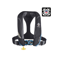 Crewsaver Crewfit 40 Pro USCG Manual Life Jacket w\/Harness [55-9504BKMH]