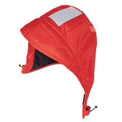 Mustang Classic Insulated Foul Weather Hood - Universal - Red [MA7136-U-RD]