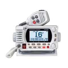 Standard Horizon 1850G Fixed Mount VHF w\/GPS - White [GX1850GW]