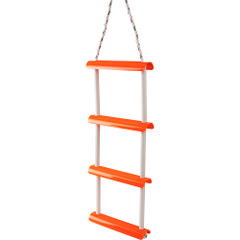 Sea-Dog Folding Ladder - 4 Step [582502-1]