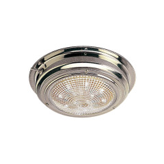 "Sea-Dog Stainless Steel LED Dome Light - 4"" Lens [400193-1]"