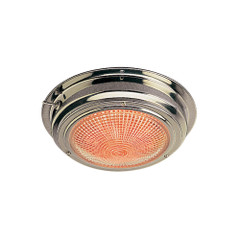 "Sea-Dog Stainless Steel LED Day\/Night Dome Light - 5"" Lens [400353-1]"