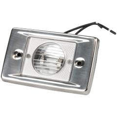 Sea-Dog Stainless Steel Rectangular Transom Light [400136-1]