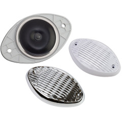 Sea-Dog Drop-In Hidden Horn V.3 w\/Grills [431250-1]
