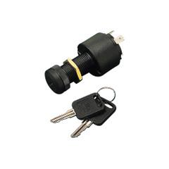 Sea-Dog Polypropylene Four Position Key Ignition Switch w\/Cap - 4 Screw [420375-1]