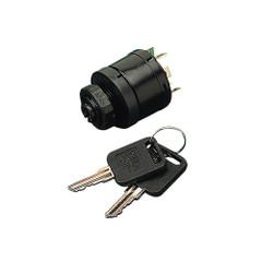 Sea-Dog Polypropylene Four Position Key Ignition Switch w\/Choke - 7 Boss [420386-1]