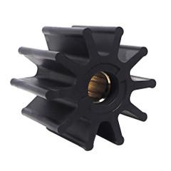 Albin Pump Premium Impeller 65 x 15.8 x 50mm - 10 Blade - Spline Insert [06-02-023]