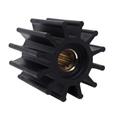 Albin Pump Premium Impeller Kit 82.4 x 20 x 73.4mm - 12 Blade - Spline Insert [06-02-026]