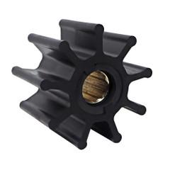Albin Pump Premium Impeller Kit 95 x 25 x 63mm - 9 Blade - Spline Insert [06-02-027]