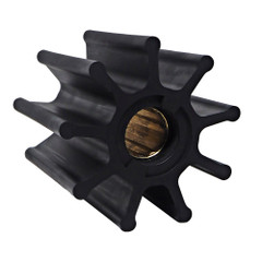 Albin Pump Premium Impeller Kit 95 x 25 x 88.8mm - 9 Blade - Spline Insert [06-02-029]