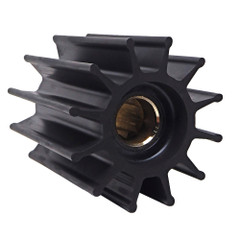 Albin Pump Premium Impeller Kit 95 x 24 x 101.5mm - 12 Blade - Double Flat Insert [06-02-034]