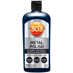 303 4-In-1 Metal Polish - 12oz *Case of 6* [30390CASE]