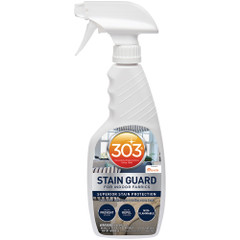 303 Stain Guard for Interior Fabrics  Carpets with Trigger Sprayer - 16oz *Case of 6* [30675CASE]