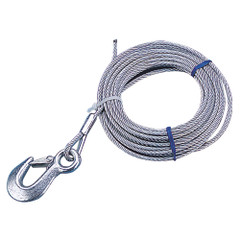 "Sea-Dog Galvanized Winch Cable - 3\/16"" x 20 [755220-1]"
