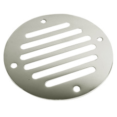 "Sea-Dog Stainless Steel Drain Cover - 3-1\/4"" [331600-1]"