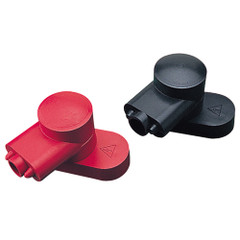"Sea-Dog Rotating Battery Terminal Covers - Red\/Black - 1\/2"" [415140-1]"