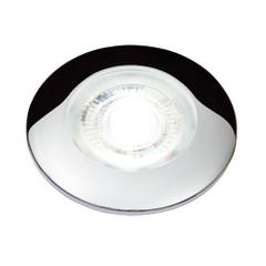 Aqua Signal Atlanta Mini High Power Mini LED Downlight - Warm White LED - Chrome Housing [16624-7]