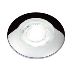Aqua Signal Atlanta Mini High Power Mini LED Downlight - Warm White LED - Chrome Housing [16625-7]