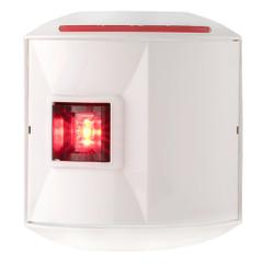 Aqua Signal Series 44 Port Side Mount LED Light - 12V\/24V - White Housing [44301-7]