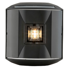 Aqua Signal Series 44 Stern Side Mount LED Light - 12V\/24V - Black Housing [44500-7]