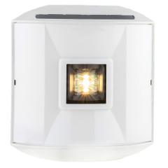 Aqua Signal Series 44 Stern Side Mount LED Light - 12V\/24V - White Housing [44501-7]