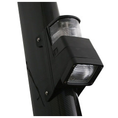 Hella Marine Halogen 8504 Series Masthead\/Floodlight Lamp - Black [998504001]