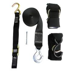 Rod Saver Stern To Stern Combo Tie-Down Kit [CQWB]