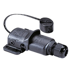 Aqua Signal Water-Tight 5-Pin Horizontal Plug Connector f\/Series 80 [80100-7]