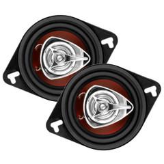 """Boss Audio CH3220 3.5"""" 140W 2-Way Loudspeaker - Black - Pair [CH3220]"""