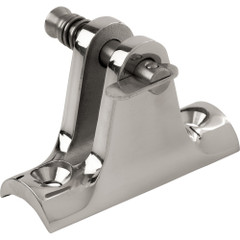 Sea-Dog Stainless Steel 90 Concave Base Deck Hinge - Removable Pin [270245-1]