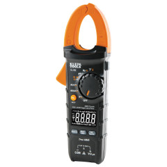Klein Tools AC\/DC Digital Clamp Meter - 400A Auto-Ranging [CL380]