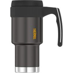 Thermos 20oz Work Series Stainless Steel Travel Mug [3910GMTRI6]