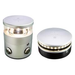 Lopolight Masthead Light w\/200-012 Anchor Light - 5nm - Silver Housing [300-036+200-012]
