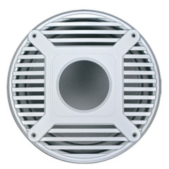 """JENSEN MSW10 10"""" Subwoofer w\/White Grill Cover [MSW10WHITE]"""
