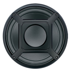 """JENSEN MSW10 10"""" Subwoofer w\/Black Grill Cover [MSW10BLACK]"""