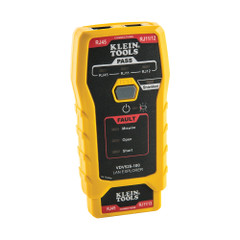 Klein Tools LAN Explorer Data Cable Tester w\/Remote [VDV526-100]