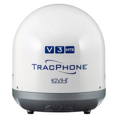 KVH V3-HTS Empty Dummy Dome Assembly [01-0420-SL]