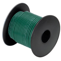 Cobra Wire 14 Gauge Flexible Marine Wire - Green - 100 [A1014T-03-100']