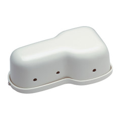 Marinco Wiper Motor Cover MRV - White [33025]