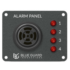 Blue Guard Innovations 4 Input Alarm Panel [BG-AP-4]